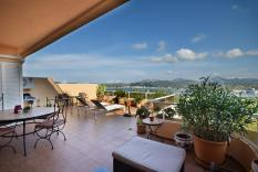 Apartment with panoramic sea views in Nova Santa Ponsa
