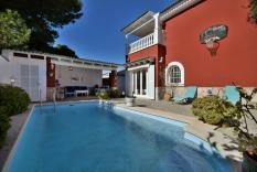 Mediterranean Villa in El Toro near the beach and marina